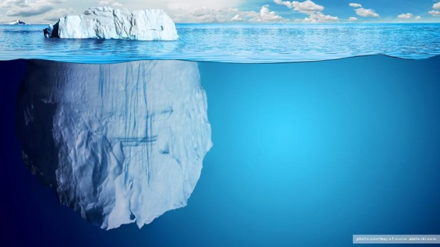 Nature_Iceberg_is_hidden_under_water_098357_