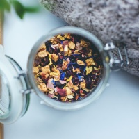 La hora del té (parte 3 de 3)