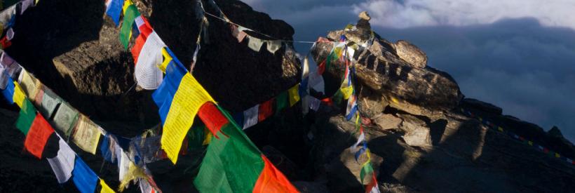 Las poderosas banderas de oraciones - 20 Minutos por día