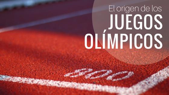 Conocés el origen de los juegos olímpicos?