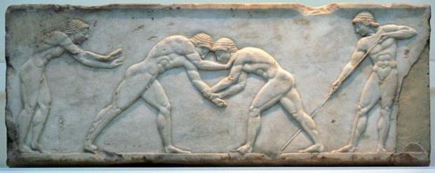 Ya conocés el origen de los juegos olímpicos?