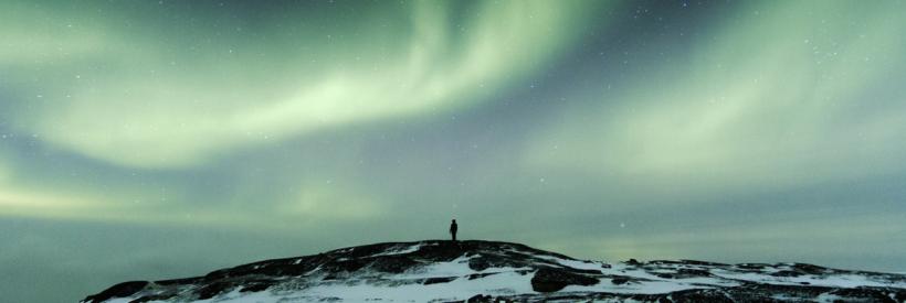 El fenómeno Aurora Borealis - 20 Minutos por día